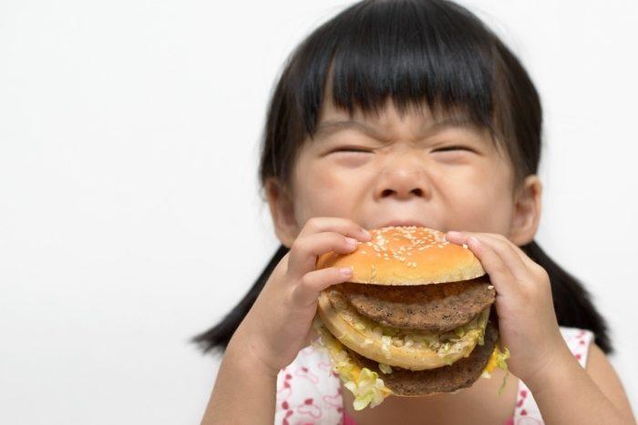 otyłość u dziecka