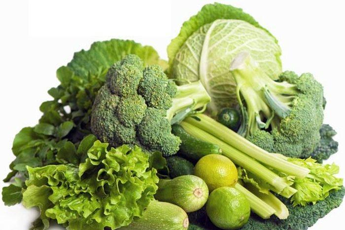 warzywa w diecie ketogenicznej
